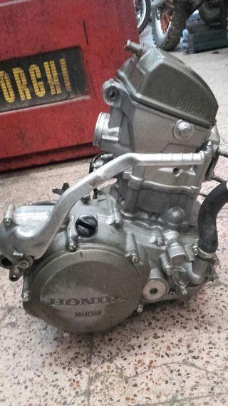 Motor honda crf