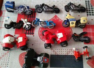 despiece motos quard playmobil