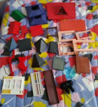 piezas sueltas edificios playmobil