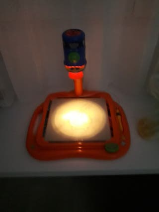 proyector pizarra pokemon