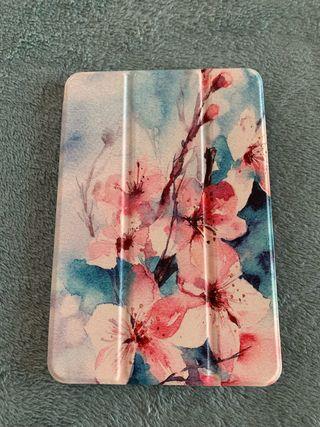 Funda floral iPad mini