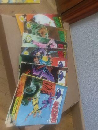 lote comics antiguos