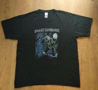 Camiseta IRON MAIDEN XXL/3XL