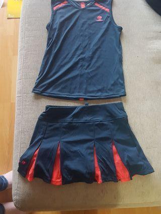 Vestido - Conjunto Tenis
