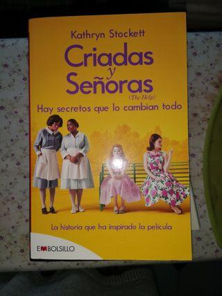 """Libro """"CRIADAS Y SEÑORAS"""" NUEVO"""
