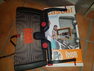 Patin silla buggy board Lascal maxi