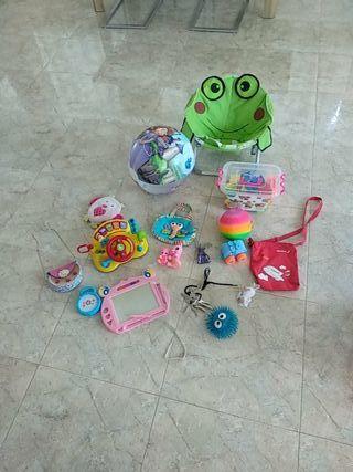 Regalo juguetes