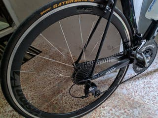 Bicicleta Carretera Carbono Cervelo S2
