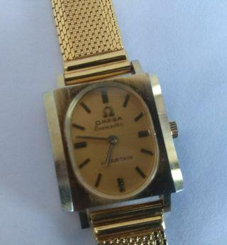 Reloj antiguo Omega de señora