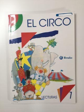 Libro lectura 1 primaria EL CIRCO
