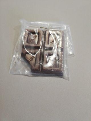 imán nevera chocolate valor