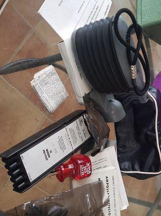 detector de gas antiguo