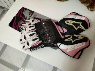 guantes moto alpinestars