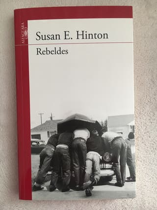 Libro 'Rebeldes' de Susan E. Hinton