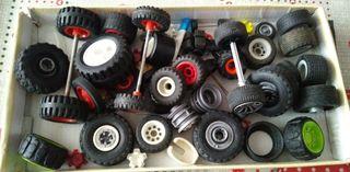 ruedas playmobil