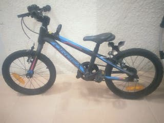 "bicicleta mtb niño 16"""