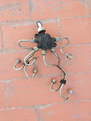 rampa de alta presión renault