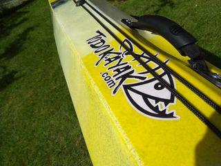 Kayak Barracuda tándem 2+1