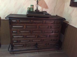 Mueble antiguo Barra bar