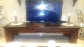 mesa rectangular tv