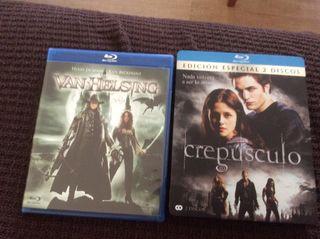 Vendo dos películas Blu-Ray
