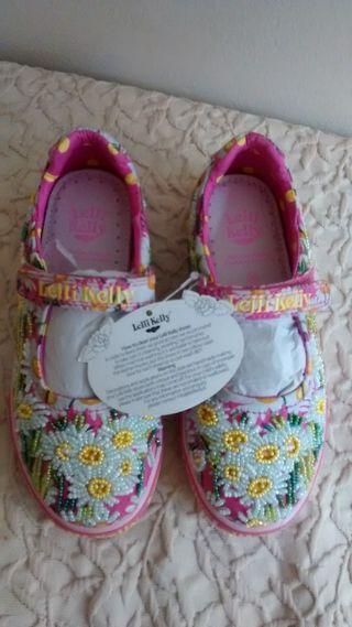 Zapatos Lelli Kelly,talla 30,NUEVOS