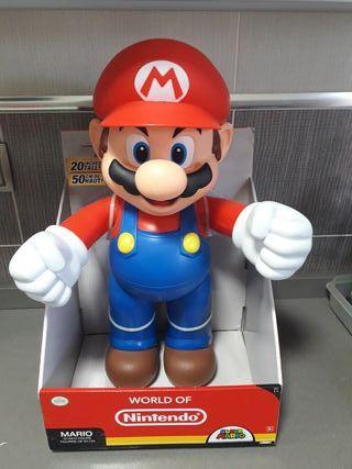 Figura Mario Bros 50 Cm.