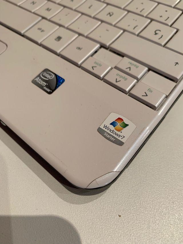 Netbook HP mini 110-1100
