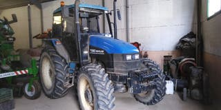 vendo tractor New Holland TS 90 DT