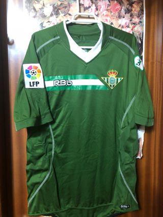 Camiseta Futbol Betis RBB 2009-2010