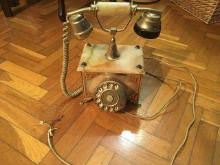 Telefono marmol antiguo