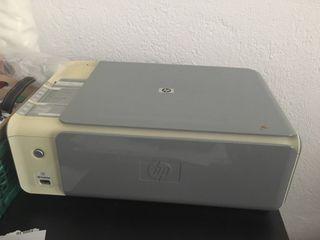 Impresora y escáner hp