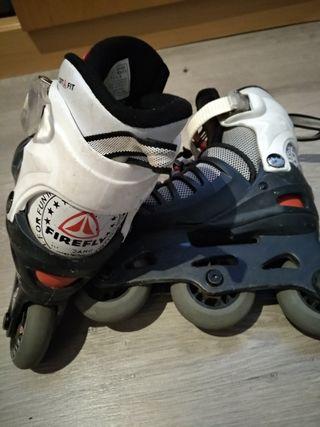 patins en línea infantils. talla de la 25 a la 28