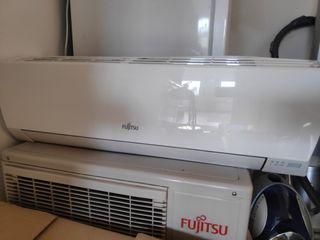 aire acondicionado split fujitsu SY 35 UI LLCC