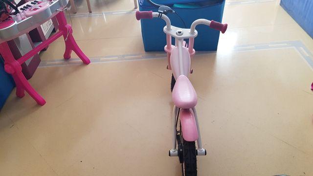 Bicicleta niña evolutiva imaginarium