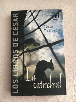 Libro 'La catedral' de César Mallorquí