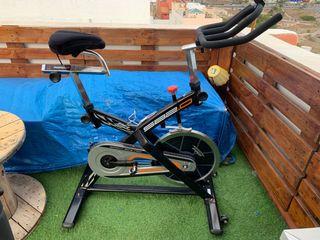 bicicleta spinning BH perfecto estado