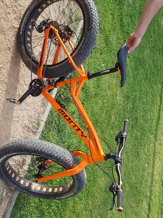 fat bike monty