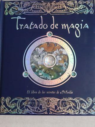 Libro tratado de Magia , El libro de Merlín.