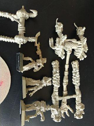 Lanzacráneos reyes funerarios games workshop