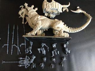 Esfinge de Guerra Reyes Funerarios Games Workshop