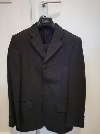 traje de chaqueta de caballero