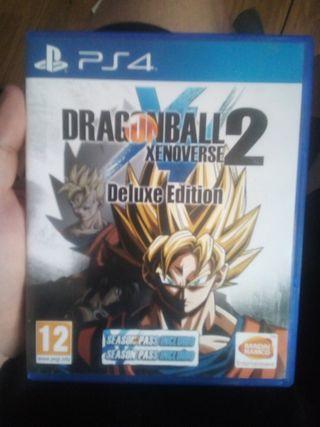 Se vende Dragon ball xenoverse 2