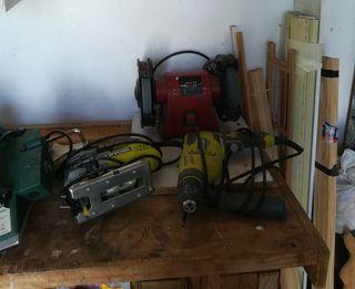 Máquinas de carpinteria