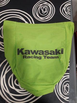 Funda casco Kawasaki