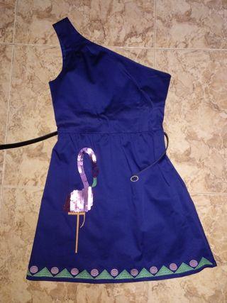 vestido de fiesta talla xs