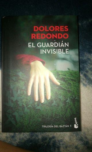 """Libro """"El guardian invisible"""""""