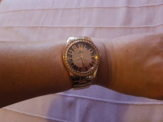 reloj de señora lotus