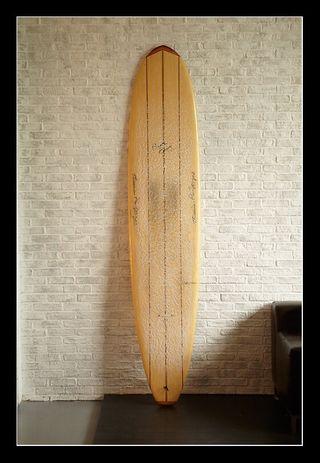 Longboard Donald Takayama