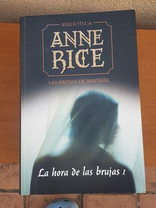 Colección completa libros Anne Rice: